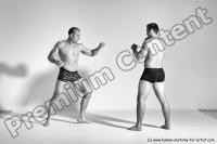 Photo Reference of fighting reference pose 01